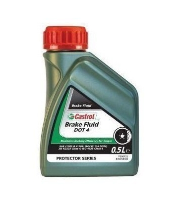 CASTROL BRAQUE FLUID DOT 4