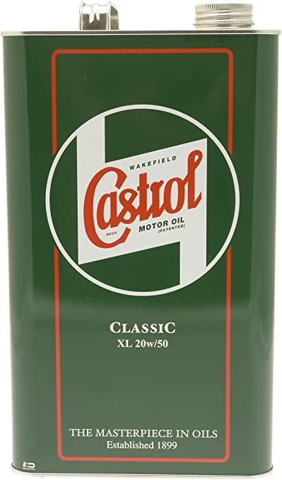 CASTROL CLASSIC 20W50