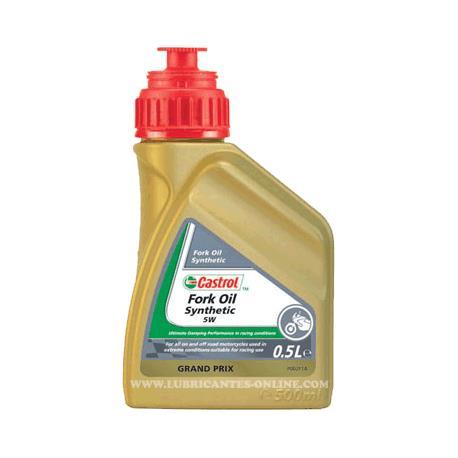 CASTROL FORK OIL SAE 5