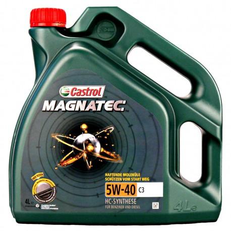 CASTROL MAGNATEC 5W40 C3