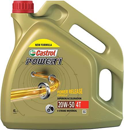 CASTROL POWER1 20W50