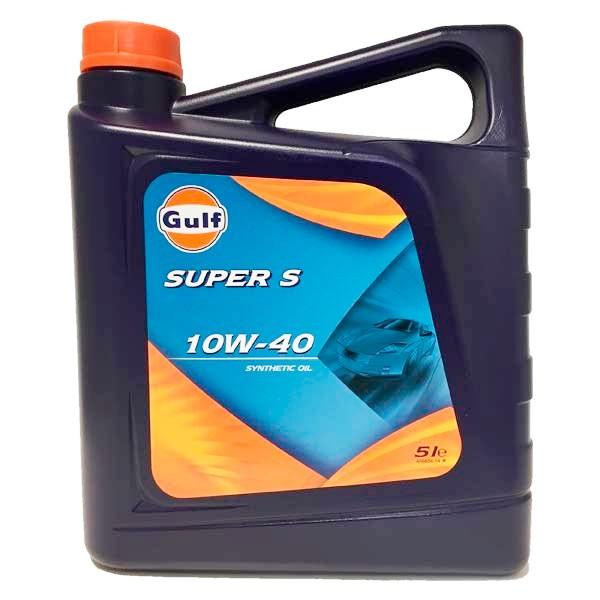 GULF 10W40