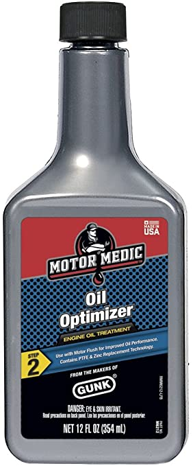 MOTOR MEDIC OIL OPTIMIZER