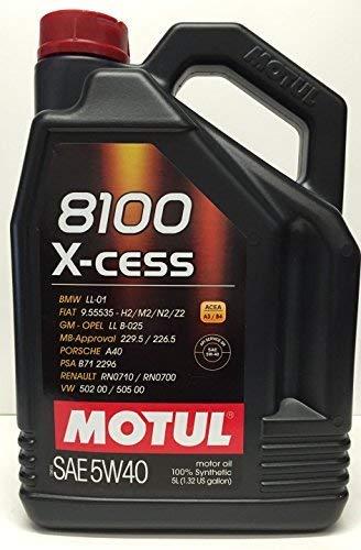 MOTUL X-CESS 5W40.5L