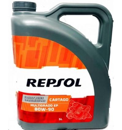 REPSOL 80W90 EP