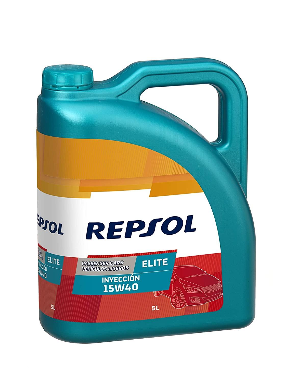 REPSOL ELITE 15W40.5L